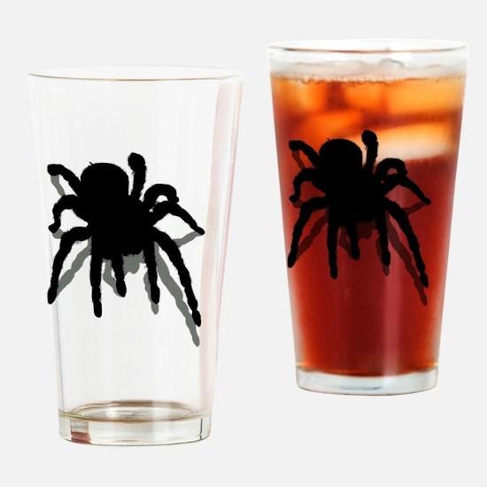 Cute Tarantula Drinking Glass