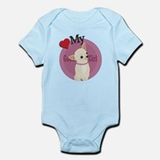 Love Good Girl Chihuahua Infant Bodysuit