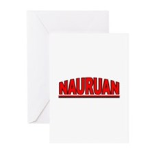 """Nauruan"" Greeting Cards (Pk of 10)"