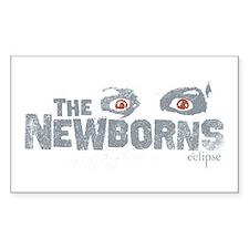 The Newborns Decal
