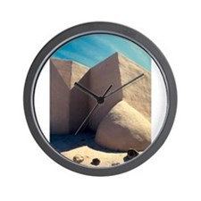 Rancho Taos Church Wall Clock