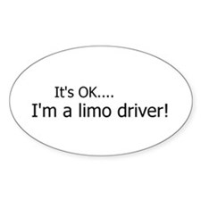 Limo Driver Decal