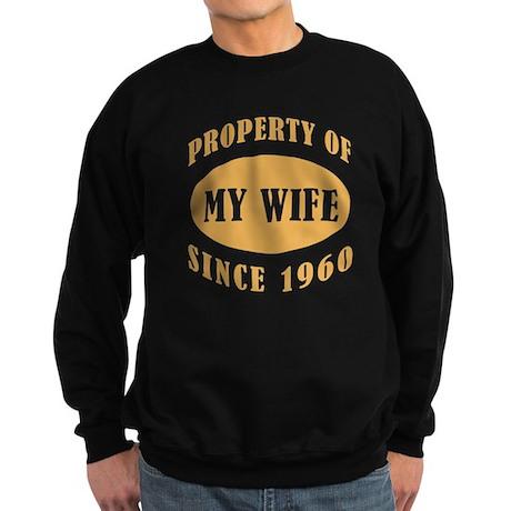 Funny 50th Anniversary Sweatshirt (dark)