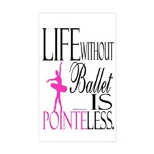 Pointeless Decal
