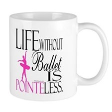 Pointeless Small Mugs