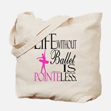 Pointeless Tote Bag