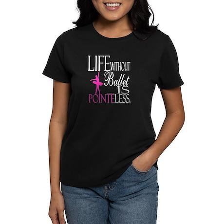 Pointeless Women's Dark T-Shirt
