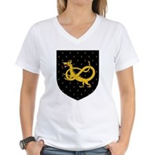 Dragon Watch Women's V-Neck T-Shirt