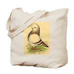 Tumbler CL Barred Pigeon Tote Bag