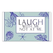LaughWithMeM Decal