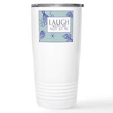 Cute Intellectual disability Travel Mug