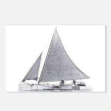 Chesapeake Bay Skipjack Postcards (Package of 8)