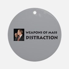 Mass Distraction Ornament (Round)