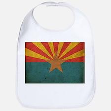 Vintage Arizona Flag Bib
