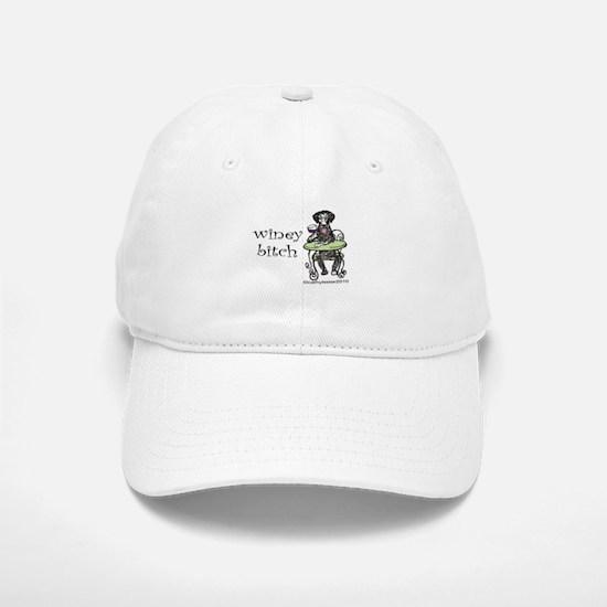 Winey Bitch Curly Cap