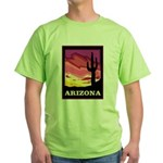 Arizona Green T-Shirt