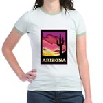 Arizona Jr. Ringer T-Shirt