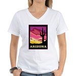 Arizona Women's V-Neck T-Shirt