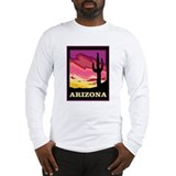 Arizona Long Sleeve T-shirts
