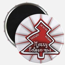 Merry Eclipse-mas Magnet