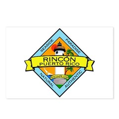 New Rincon Logo Postcards (Package of 8)