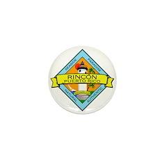 New Rincon Logo Mini Button (10 pack)