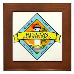 New Rincon Logo Framed Tile