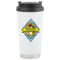 New Rincon Logo Travel Mug