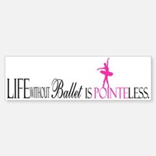 Pointeless Bumper Bumper Sticker
