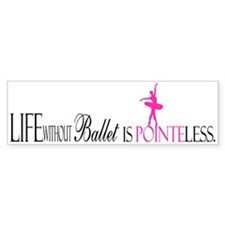 Pointeless Bumper Sticker