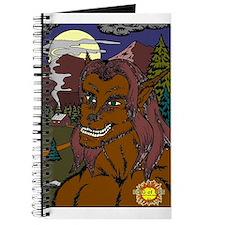 Werewolf Moonlight Journal