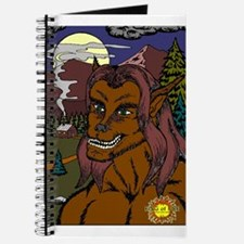 Werewolf Moonlight Journal