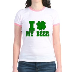 I Shamrock My Beer T