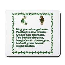 Irish Blessings, Saying, Toasts and Prayer Mousepa