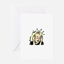 """Oh God!"" Greeting Cards (Pk of 10)"