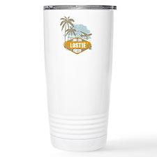 LOST - Lostie orange Travel Mug