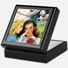 Beverly Gray Mystery Keepsake Box