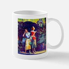 Beverly Gray World's Fair Mug