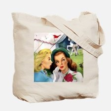 Beverly Gray World's Fair Tote Bag