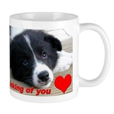 Border Collie Mug for Lovers