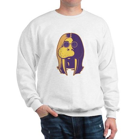 Walrus Man Sweatshirt