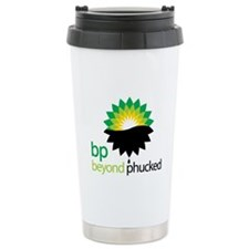 beyond phucked Travel Mug