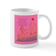 2 Nudes Lovin & Talkin Mug
