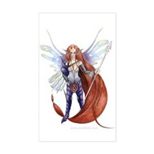 Faerie Odette Rectangle Decal