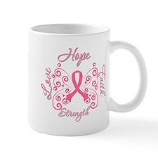 Breast Cancer Butterfly Hope Mug