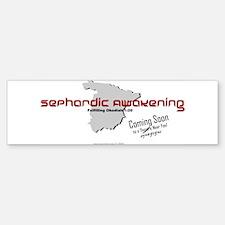 Sephardic Awakening Bumper Bumper Bumper Sticker