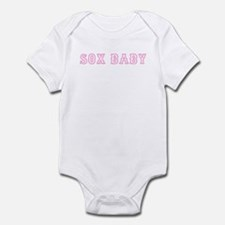 RED SOX BABY BOY Infant Bodysuit