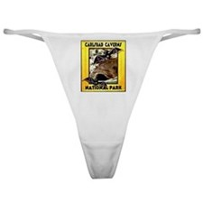 Carlsbad Caverns National Par Classic Thong