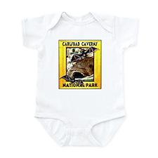 Carlsbad Caverns National Par Infant Bodysuit