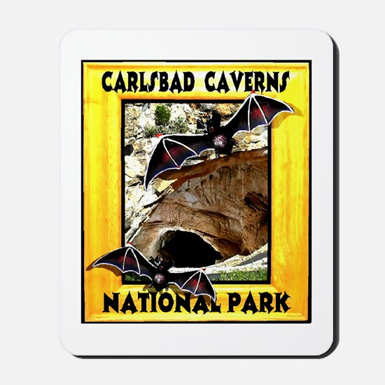 Carlsbad Caverns National Par Mousepad